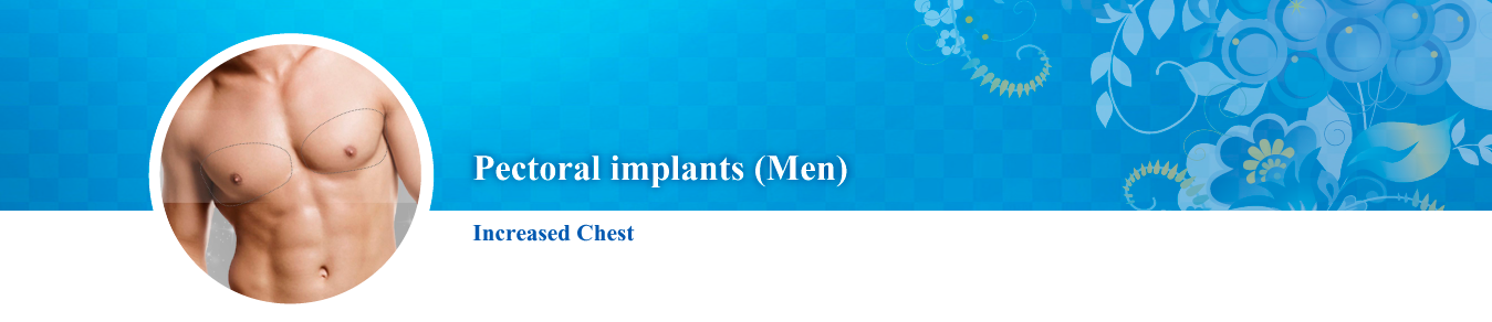 pectoral implnts men